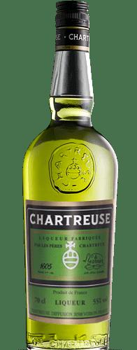 chartreuse-verte