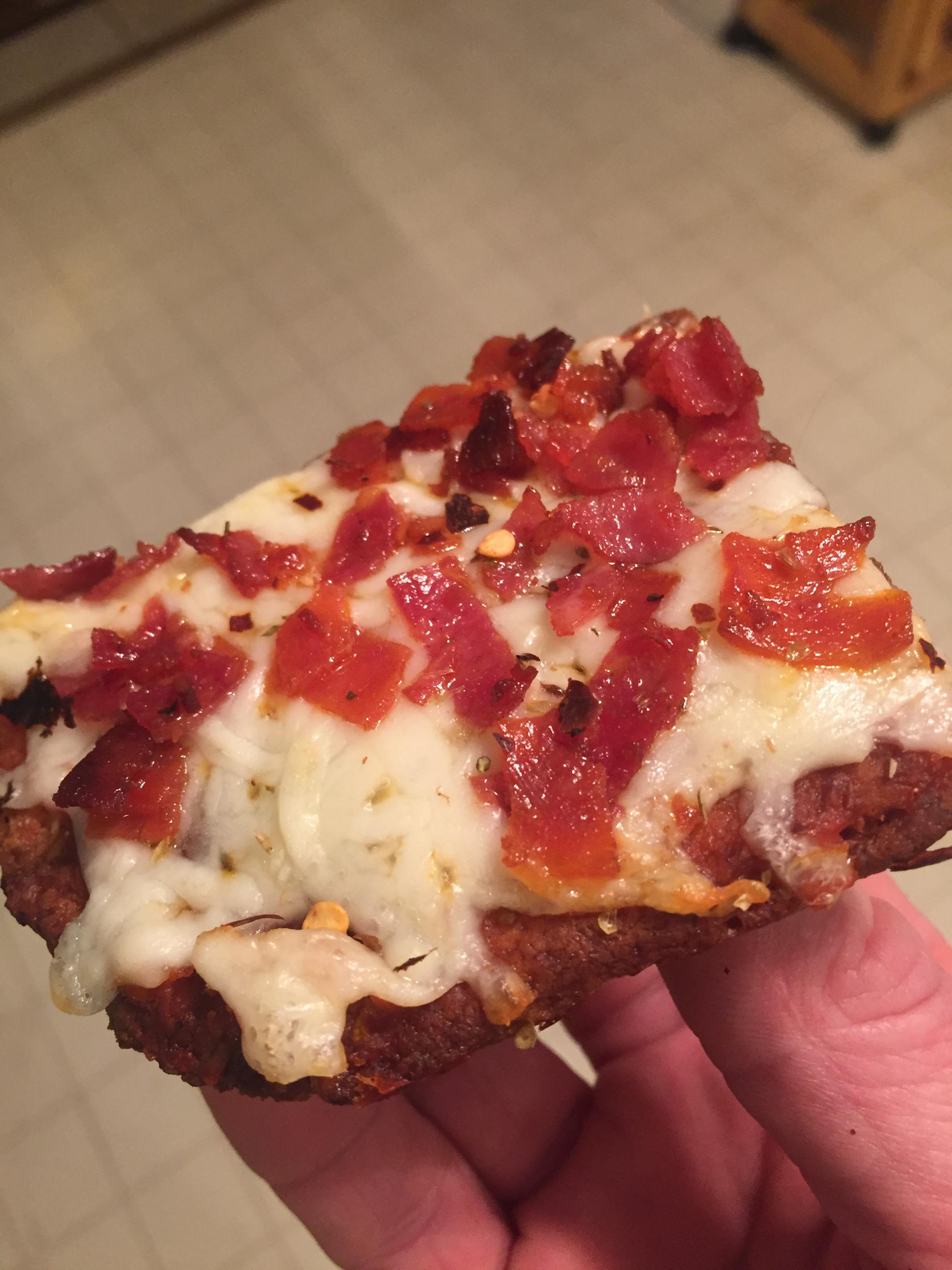 carls head pizza