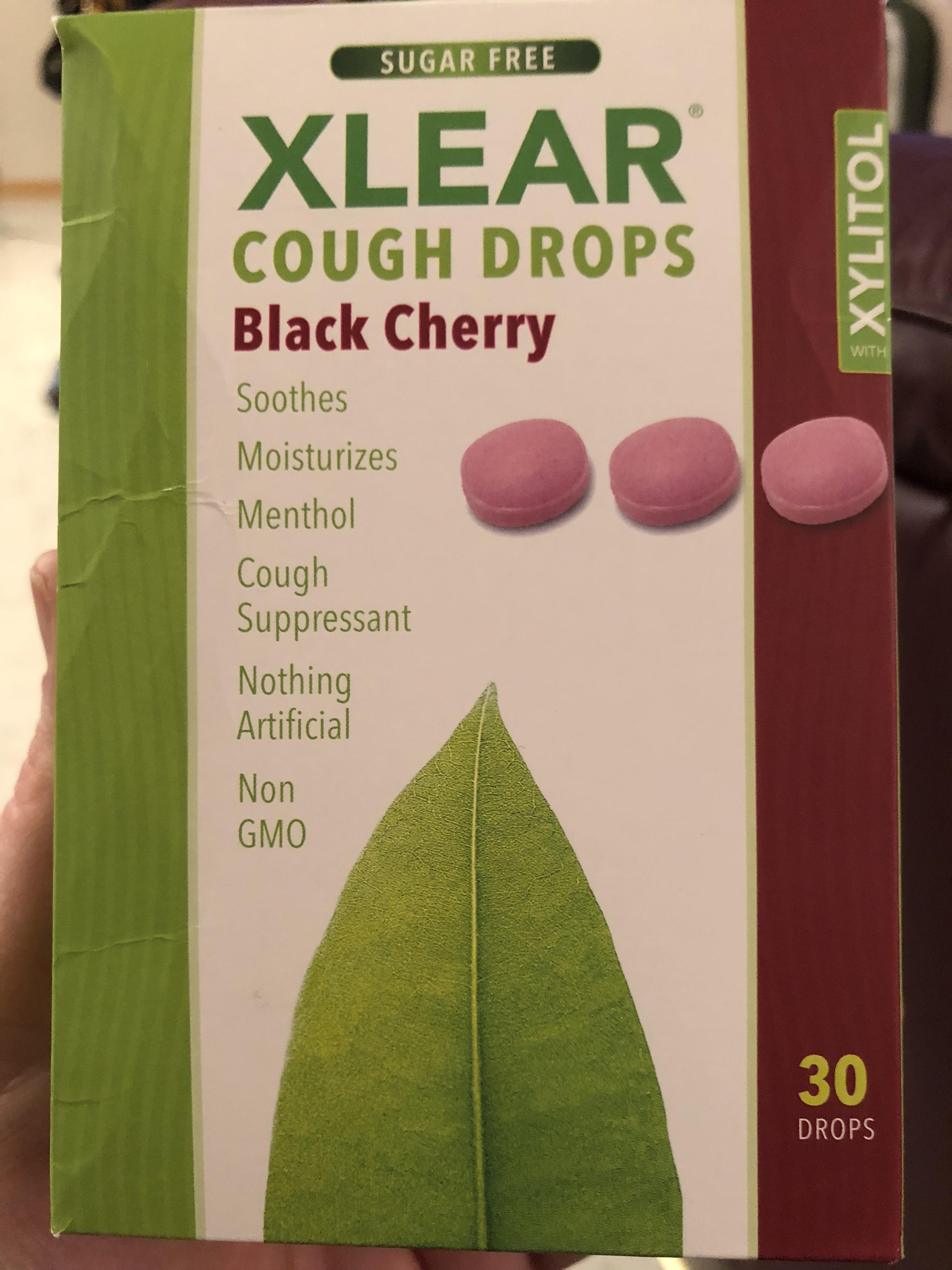 cough drops on low carb diet