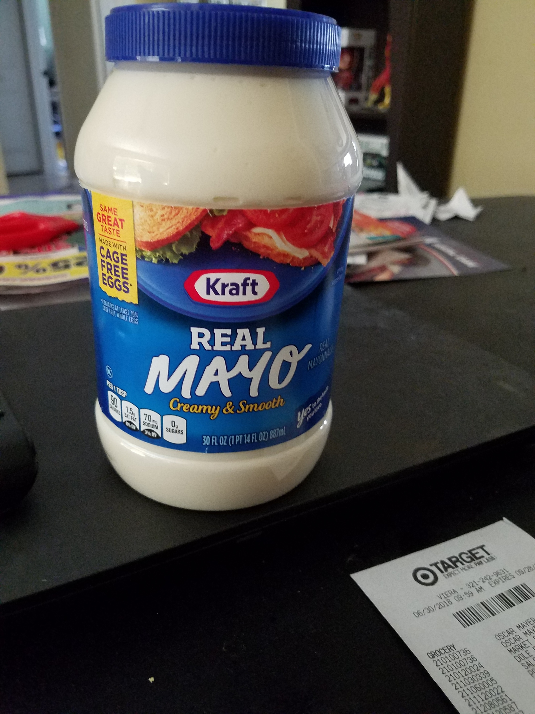 Found A Keto Friendly Mayo Food Ketogenic Forums