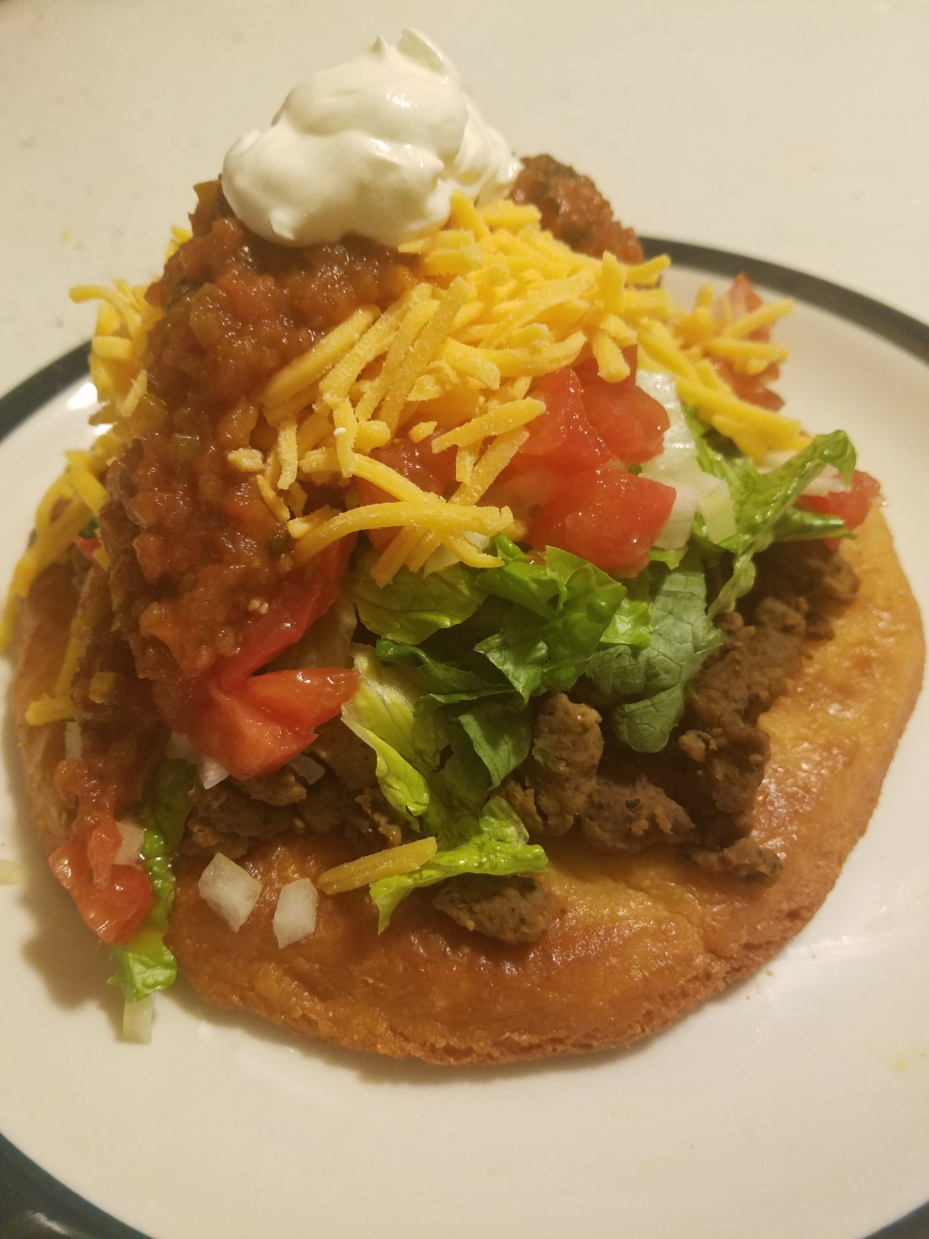 Fry Bread Ketofied By Zorn Food Ketogenic Forums